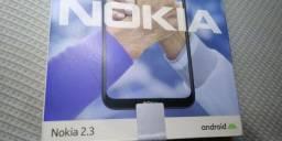 Smartphone Nokia 2.3(semi-novo) lançamento 2020 já atualizado com Android 11