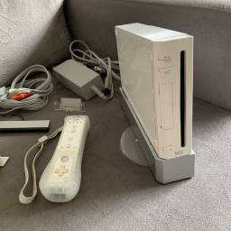 Vendo Nintendo Wii Completo ou Troco por Ps vita