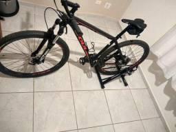 Vende-se Bike totalmente nova, aro 29 quadro 19.. top