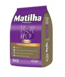 Ração Matilha 15 Kg Melhor Custo Benefício pro seu Pet