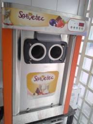 Mquina de sorvete expresso