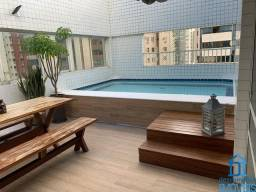 Título do anúncio: AP-01 More na Beira-mar com piscina exclusiva!