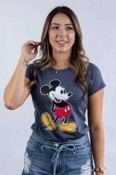 Camiseta Mickey Feminina
