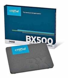 Vendo ssd 240gb clucial bx500