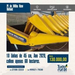 Título do anúncio: Plataforma de Milho Original New Holland