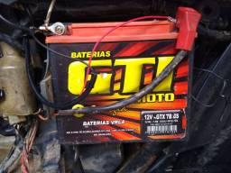 Bateria boa de moto 7ah