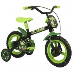 Bicicleta TRACK Aro 12 infantil nova.