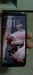 Samsung j6 com nota,divido em todos os cartões sem juros!!!