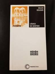 Livro Lógica do Sentido de Gilles Deleuze