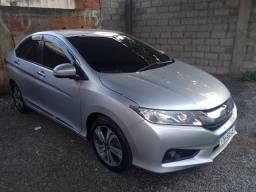 Título do anúncio: Vendo Honda city 2015 automático top.