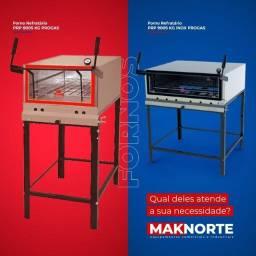 Título do anúncio: forno refratário progas