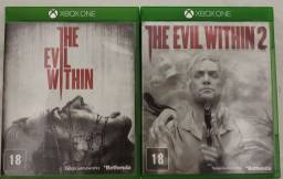 The Evil Within 1 e 2