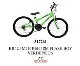 Bicicleta aro 24 R$ 659,00