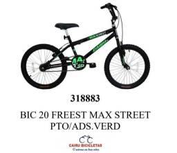Bicicleta cross aro 20 R$ 639,00