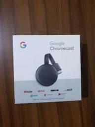 Google Chromecast 3 - Original - Lacrado