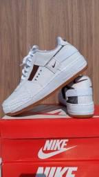 Nike Air Force Banco/Preto