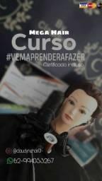 Título do anúncio: Curso Express Mega Hair Vip