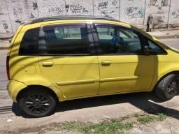 Fiat Idea ELX 1.4 2010/2010 completo + GNV