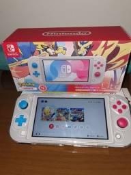 Nintendo Switch Lite edição especial Pokémon