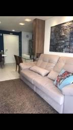 Sofá retrátil e reclinável - semi novo