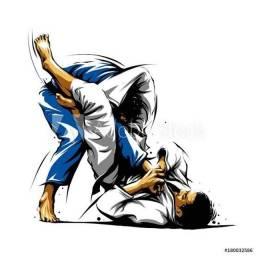 Contrata se professor de jiu-jitsu