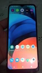 Celular Motorola e7 NOVO por 900,00