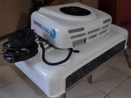 Refrigeração para baús utilitários