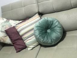 Almofadas decorativas Retrô