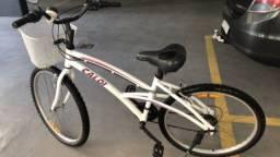 Título do anúncio: Bicicleta Caloi 100 super conservada