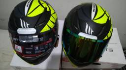 Capacete MT Revenge Speed