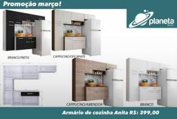 armário para cozinha anita Promoção