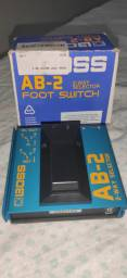 Foot Switch Pedal Boss Ab-2