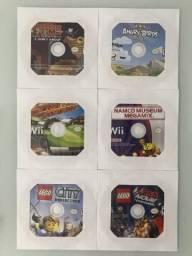 17 Jogos Wii e Wii u