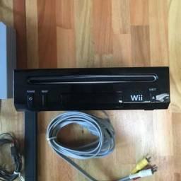 Wii black edition (PROMOÇÃO)