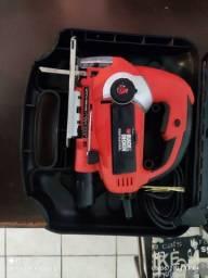 Serra Tico Tico Black & Decker Pro 600w semi novo