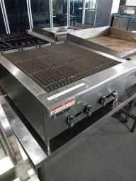 Título do anúncio: Chapa & Broiler Vulcan 60cm Pronta entrega