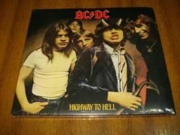 Cd AC/DC Highway to hell importado Lacrado