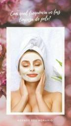 Limpeza de pele profunda com preços imperdível
