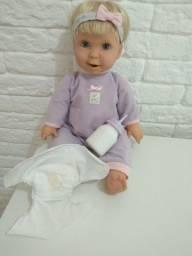 Título do anúncio: Boneca Miracle Baby Original
