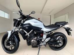 Yamaha MT-07 Ano 2016