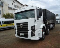 Título do anúncio: Caminhão 24 250 Volkswagen - 09/10