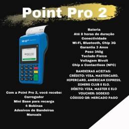 """Máquina de Cartão Completa Pro2 """" Oportunidade"""""""