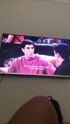 Tv smart 55 polegadas, novinha, perfeita, motivo de mudança.