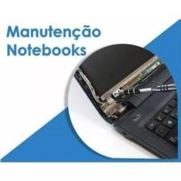 Conserto de placa mãe de notebook