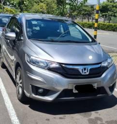 Honda Fit automático 2015 - transfiro consórcio