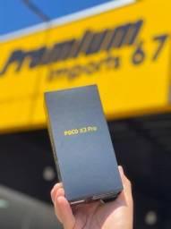 Título do anúncio: Celular Poco X3 Pro 128GB/256GB R$ 1.610,00
