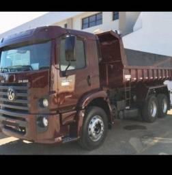 Título do anúncio: Caminhão 24.250 Caçamba 2012
