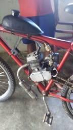 Bicicleta  motor