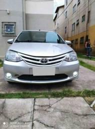 Toyota Etios Xs 1.5 Impecável