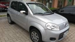 Fiat UNO 1.0 completo 4 portas 2014 barbada